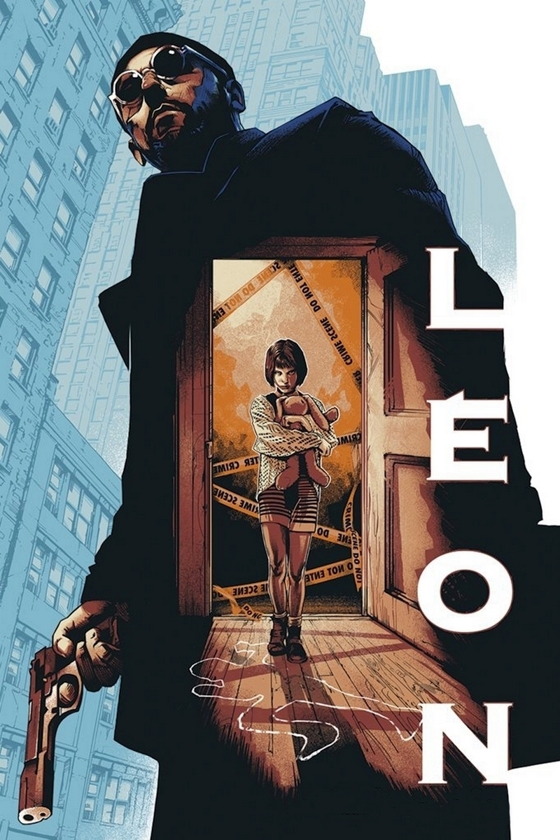 moviereviewscom leon the professional