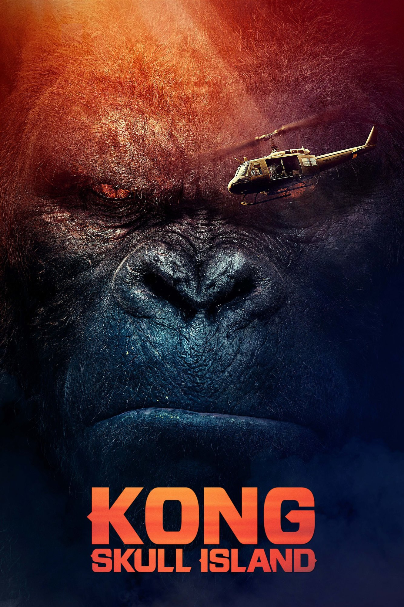 King Kong Skull Island Go Out