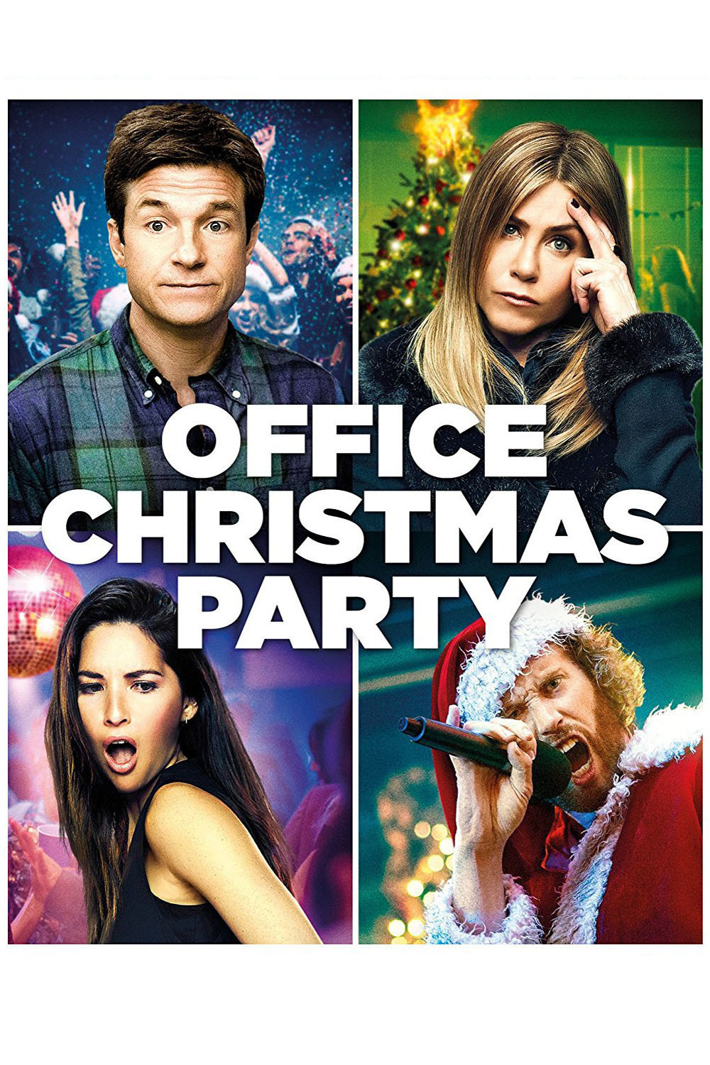 Moviereviews.com : Movie Posters For : Office Christmas Party