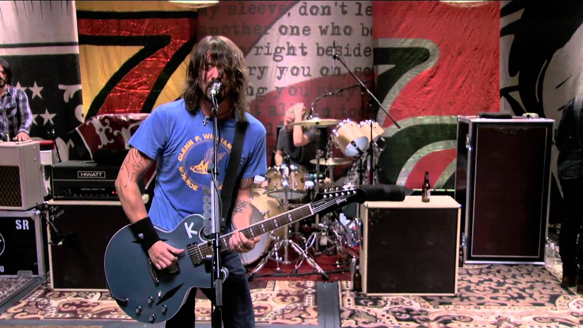 Images From Foo Fighters
